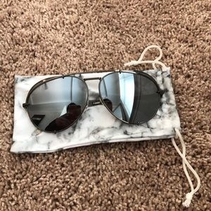 DIFF x Koko Aviator Sunglasses